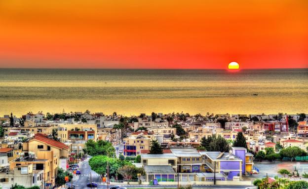 פאפוס, קפריסין (צילום: Leonid Andronov, shutterstock)