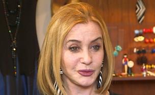 """סנדרה שדה בראיון ל""""אנשים"""" (צילום: מתוך """"אנשים"""", קשת 12)"""