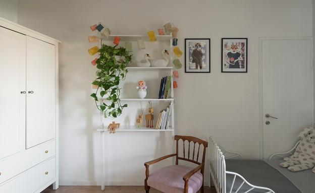דירה בהרצליה, עיצוב סטודיו פרי, חדר ילדים (צילום: גדעון לוין)