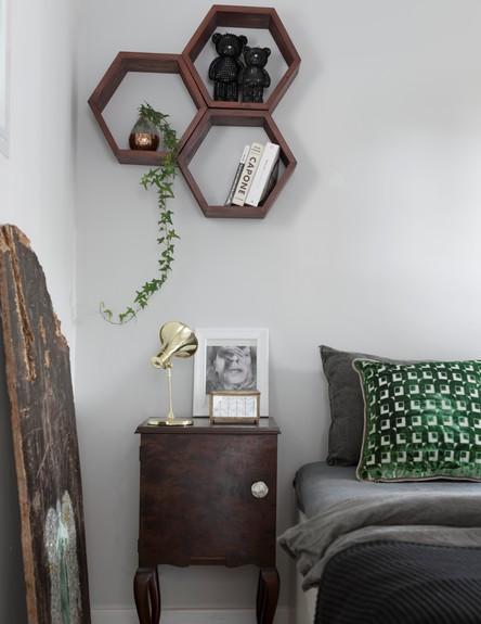 דירה בהרצליה, עיצוב סטודיו פרי, חדר שינה (צילום: גדעון לוין)
