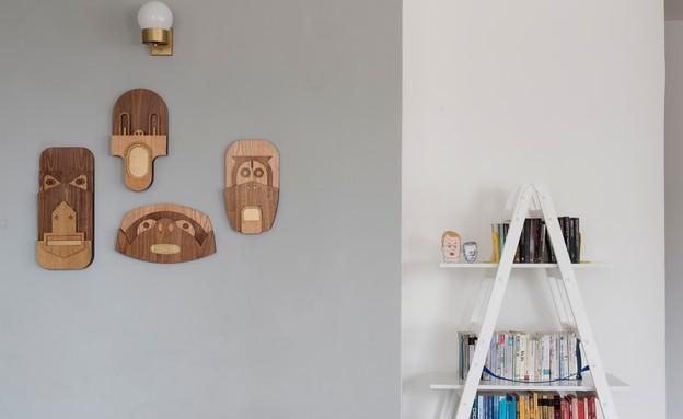 דירה בהרצליה, עיצוב סטודיו פרי (צילום: גדעון לוין)