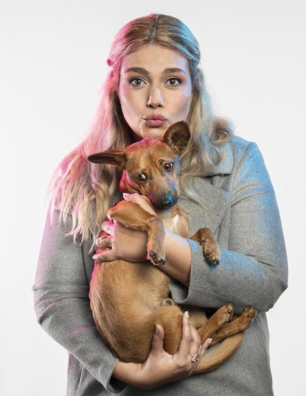 צילומים לקמפיין אדופט דוג שלטר