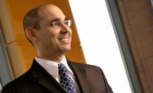 פרופ' אמיר ירון (צילום: מתוך אתר אוניברסיטת וורטון, חדשות)