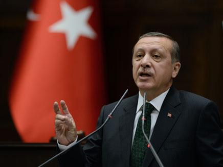 ראש ממשלת טורקיה רג'יפ טאיפ ארדואן (צילום: רויטרס, חדשות)