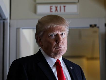 הכוורת מתפוררת. טראמפ (צילום: רויטרס, חדשות)