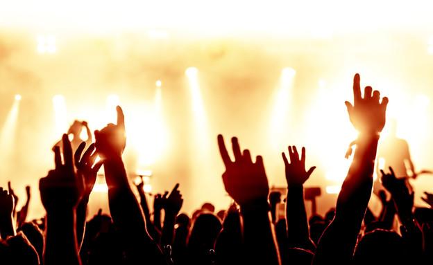 הופעת מוזיקה (צילום: dwphotos, shutterstock)
