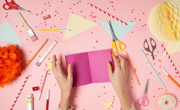 הזמנת יום הולדת (צילום: By Kate Aedon, shutterstock)