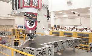 ייצור המעטים (צילום: התעשייה האווירית, חדשות)