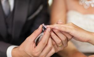חתונה (צילום: Phongphon Sutantayawalee, 123RF)