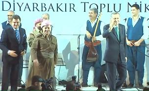 כורדים בטורקיה (צילום: החדשות)