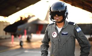 צפו בריאיון עם סגן י' (צילום: החדשות)