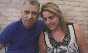 הזמרת המפורסמת בתמונת עבר מפתיעה (צילום: צילום מתוך מסעדת איציק בתל אביב)