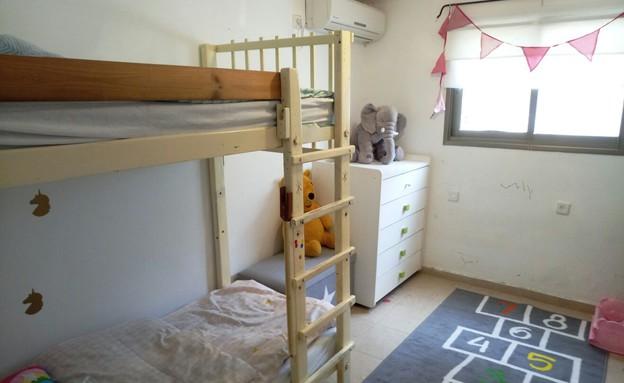 הבית של כרמל, חדר ילדים אחרי (צילום: שירי דולב)