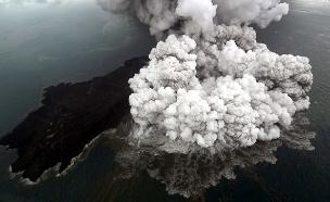 התפרצות הר געש יפה,  קטלני ויקר (צילום: רויטרס, חדשות)