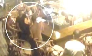 דקר במסעדה - ולא ייאסר. צפו בכתבה (צילום: החדשות)