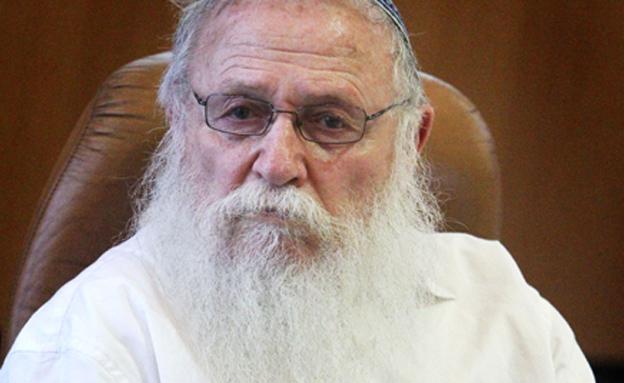 הרב דרוקמן (צילום: פלאש 90  - מרים אלסטר, חדשות)