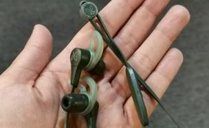 אוזניות Jaybird X4 (צילום: אהוד קינן)