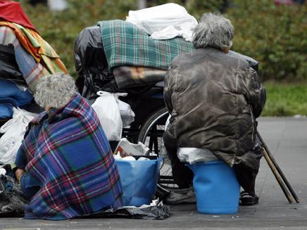 9,000 קשישים הצטרפו למעגל העוני