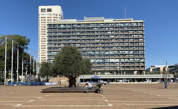 עיריית תל אביב (צילום: ינון בן שושן, NEXTER)