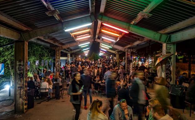 ורשה תמונה של השוק