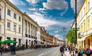 ורשה חדש (צילום: לשכת התיירות של פולין)