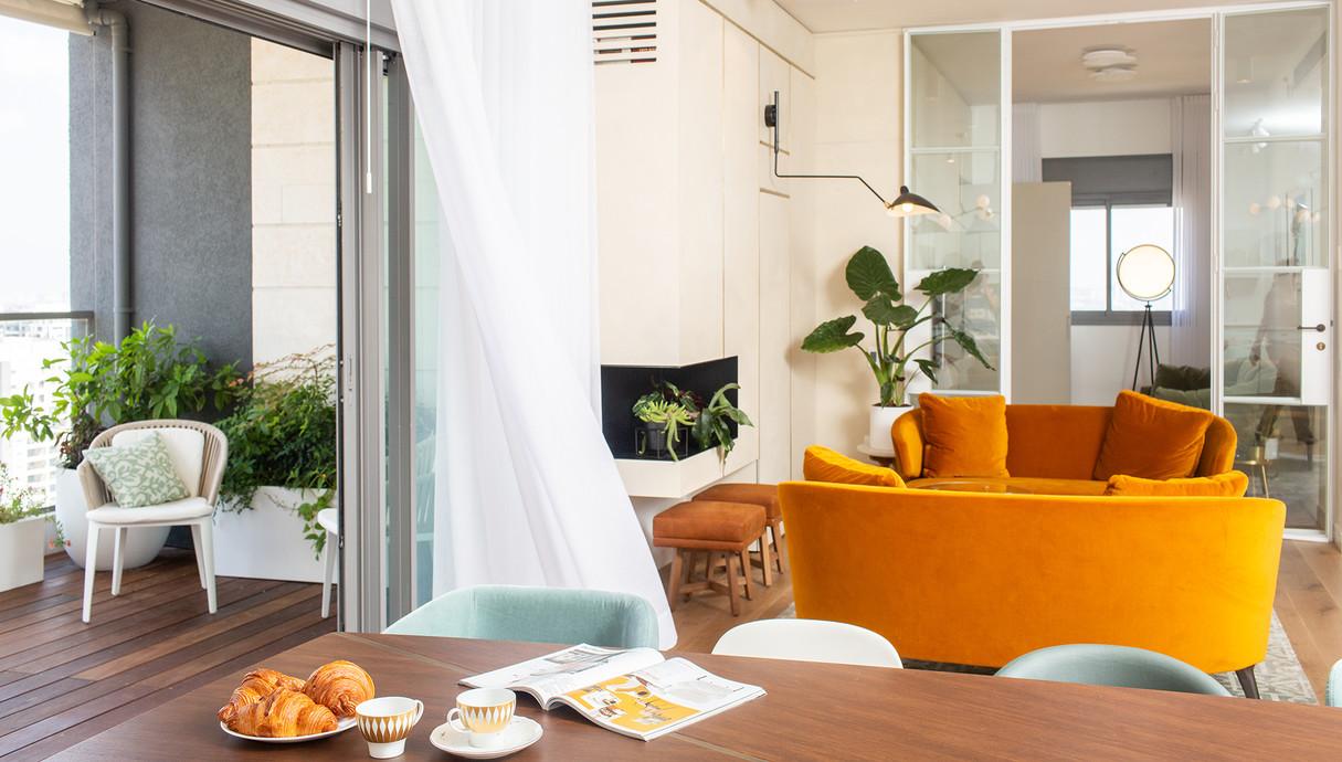 2 - דירה בגבעת שמואל, עיצוב Studio Dash