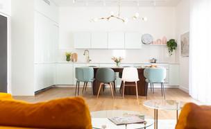 7 - דירה בגבעת שמואל, עיצוב Studio Dash (צילום: אבישג שאר יישוב)