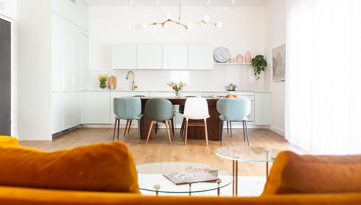 7 - דירה בגבעת שמואל, עיצוב Studio Dash