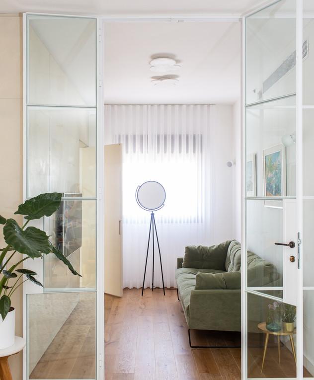11 - דירה בגבעת שמואל, עיצוב Studio Dash
