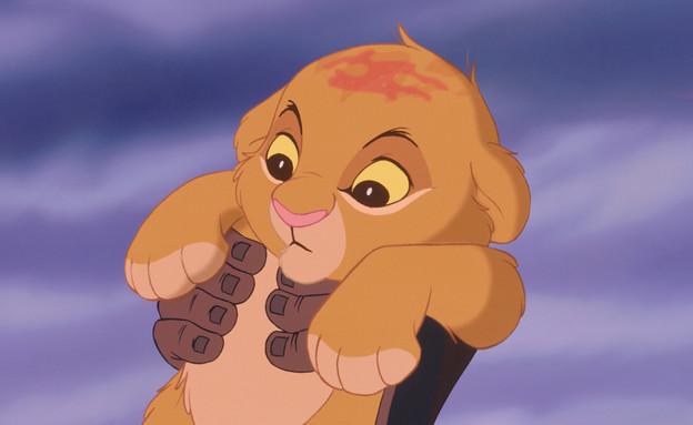 """מלך האריות (צילום: באדיבות יח""""צ yes)"""