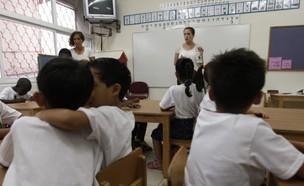 בית הספר ביאליק רוגוזין (צילום: מוטי מילרוד, TheMarker)