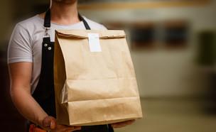 משלוח מהמסעדה (צילום:  none, Shutterstock)