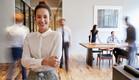 איך לשרוד את השבוע הראשון בעבודה החדשה (צילום: kateafter | Shutterstock.com )