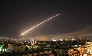 תקיפה אמריקנית בסוריה (ארכיון) (צילום: AP, חדשות)