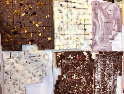 ממתקים של פעם פאדג'