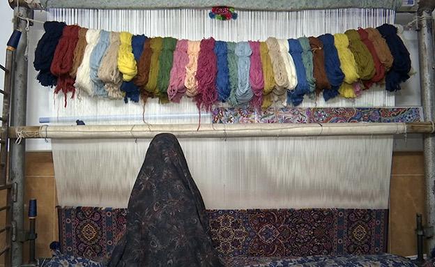 הסוף לשטיחים הפרסיים? (צילום: AP, חדשות)