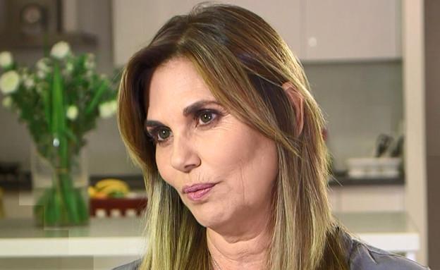 """אילנה שושן בראיון ל""""אנשים"""" (צילום: מתוך """"אנשים"""", שידורי קשת)"""