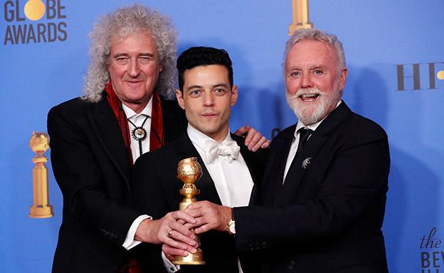 הסרט על קווין זכה בפרס הגדול (צילום: רויטרס, חדשות)