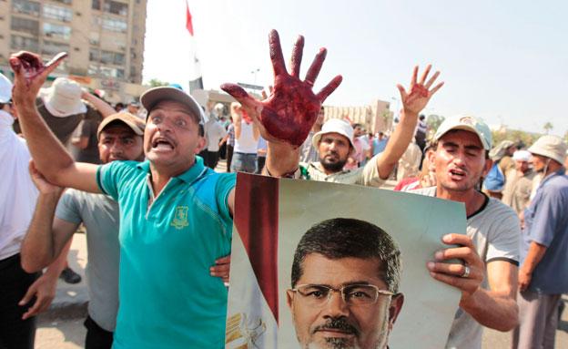 הפגנות אלימות אחרי המהפיכה במצרים, ארכיו (צילום: רויטרס, חדשות)
