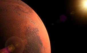 מאדים יחשוף סודותיו? (צילום: SKY NEWS, חדשות)