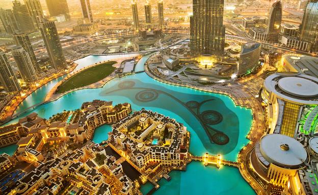 מלון בדובאי (צילום: booking.com)