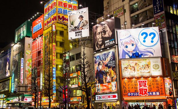 טוקיו (צילום: booking.com)