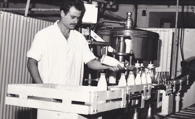 חלב יטבתה - מאז ועד עכשיו (צילום: ארכיון יטבתה, יחסי ציבור)