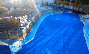 בריכה מלון סוליי (צילום: ערן פאר)
