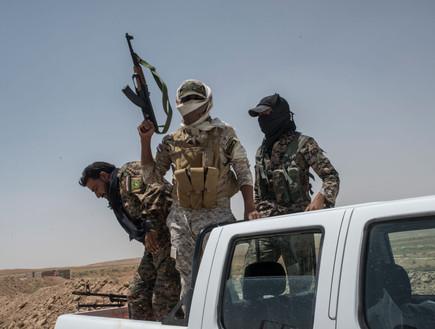 מיליציות בסוריה