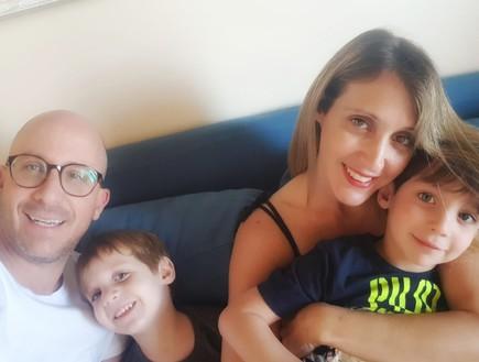 זרחוביץ' ומשפחתו