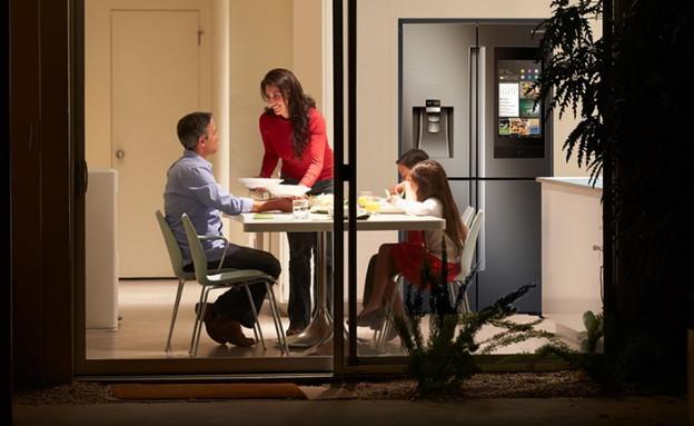 Samsung Family Hub (יח``צ: יחסי ציבור)