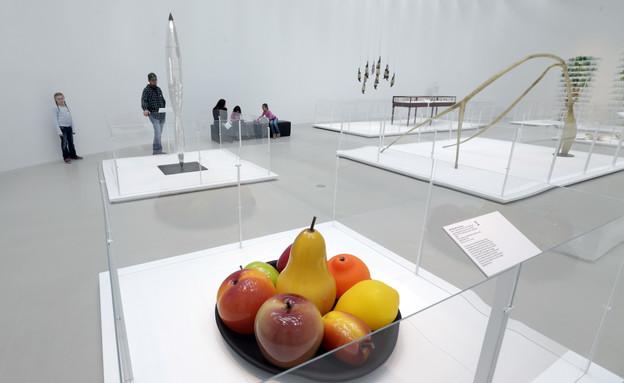 מוזיאון הזכוכית בקורנינג (צילום: AP Mike Groll)