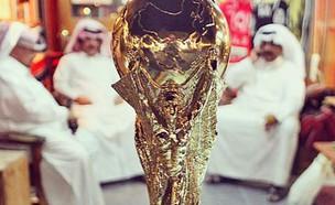 מונדיאל בקטאר (צילום: צילום מסך מתוך עמוד האינסטגרם של Qatar World Cup 2022)