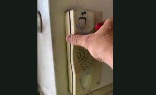 גועל בתוך הטלפון (צילום: פייסבוק\Viralhog)